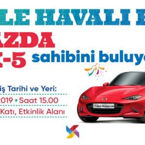 Mazda MX 5 'in sahibi 22 Şubat' ta belli oluyor